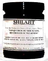 Shilajit powder from GC4Health