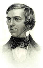 The young Oliver Wendell Holmes