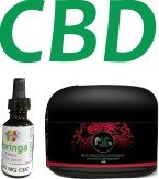 CBD cannabidiol and hemp oil products